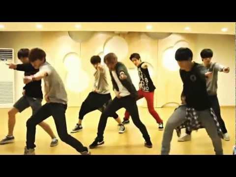 BTOB - WOW (dance Practice)
