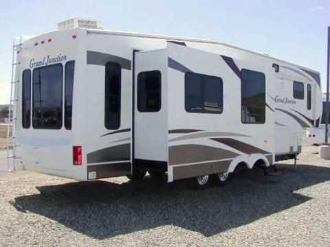 Used Luxury Fifth Wheel Rv For Sale Arizona Youtube