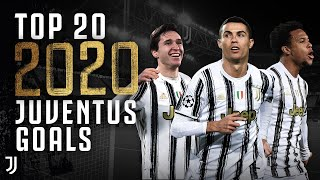 The 20 BEST Juventus Goals of 2020! | Ronaldo, Dybala, McKennie, Cuadrado, Chiesa & More!