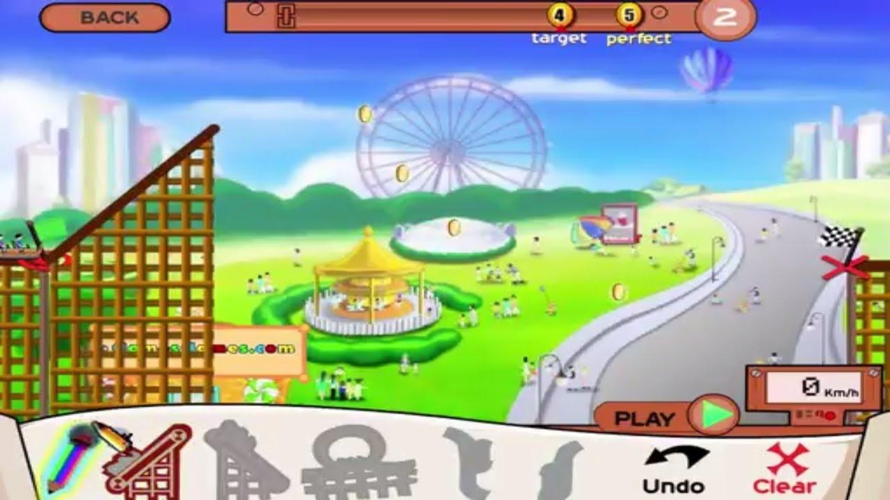 Rollercoaster Online Game