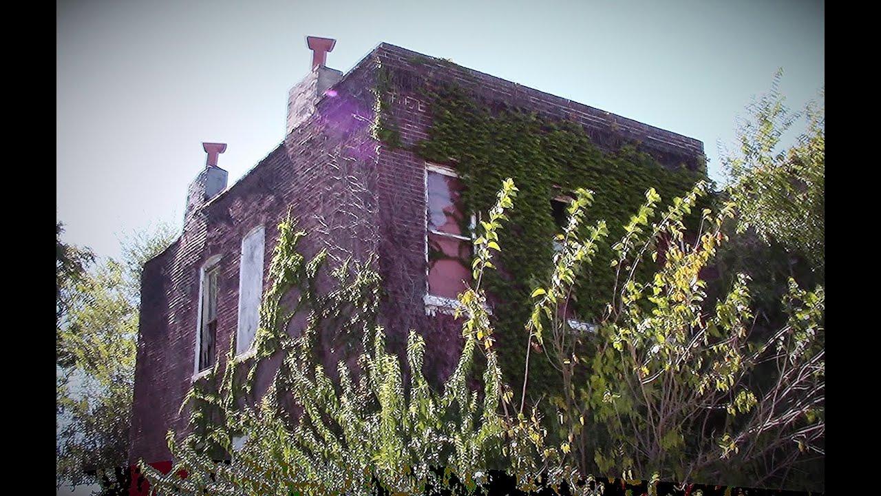 abandoned row house st louis missouri urban exploration urbex