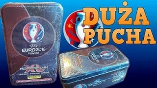 MEGA PUCHA UEFA EURO 2016 3x LIMITED EDITION + KODY DO GRY