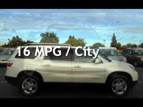 2008 GMC Acadia SLT-2 Water Pump Replaced for sale in ...