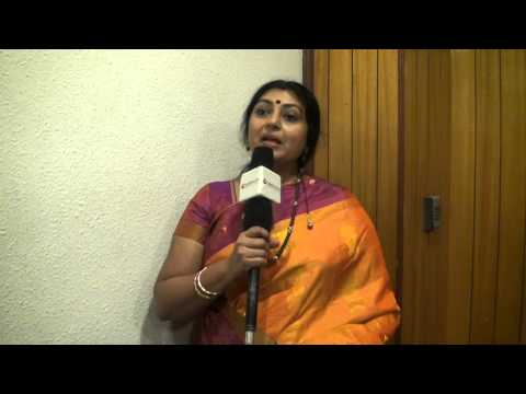 Actress Sriranjani Speaks at Vetthu Vettu Album Release