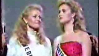 Miss Universe 1984- Farewell Walk & Crowning