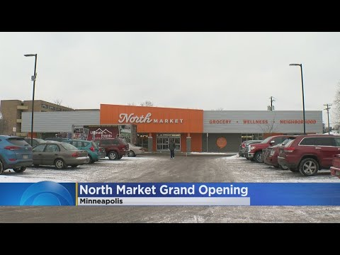 New Grocery Venture Opens In North Minneapolis