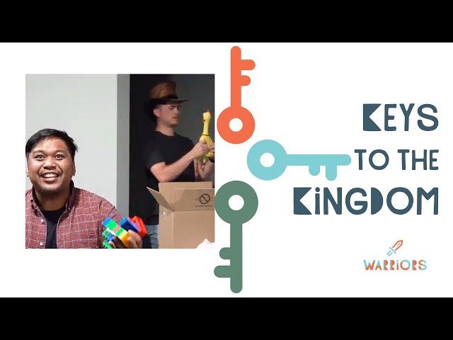 Warriors: Keys to the Kingdom | July 5th