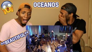 KEMUEL - OCEANOS (ENSAIO) | HILLSONG UNITED COVER | REACTION