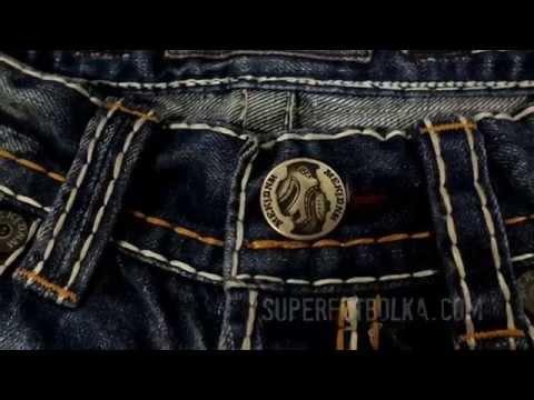 Обзор джинсов MEK