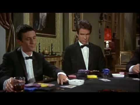 Warren Beatty Plays Poker  pt.2