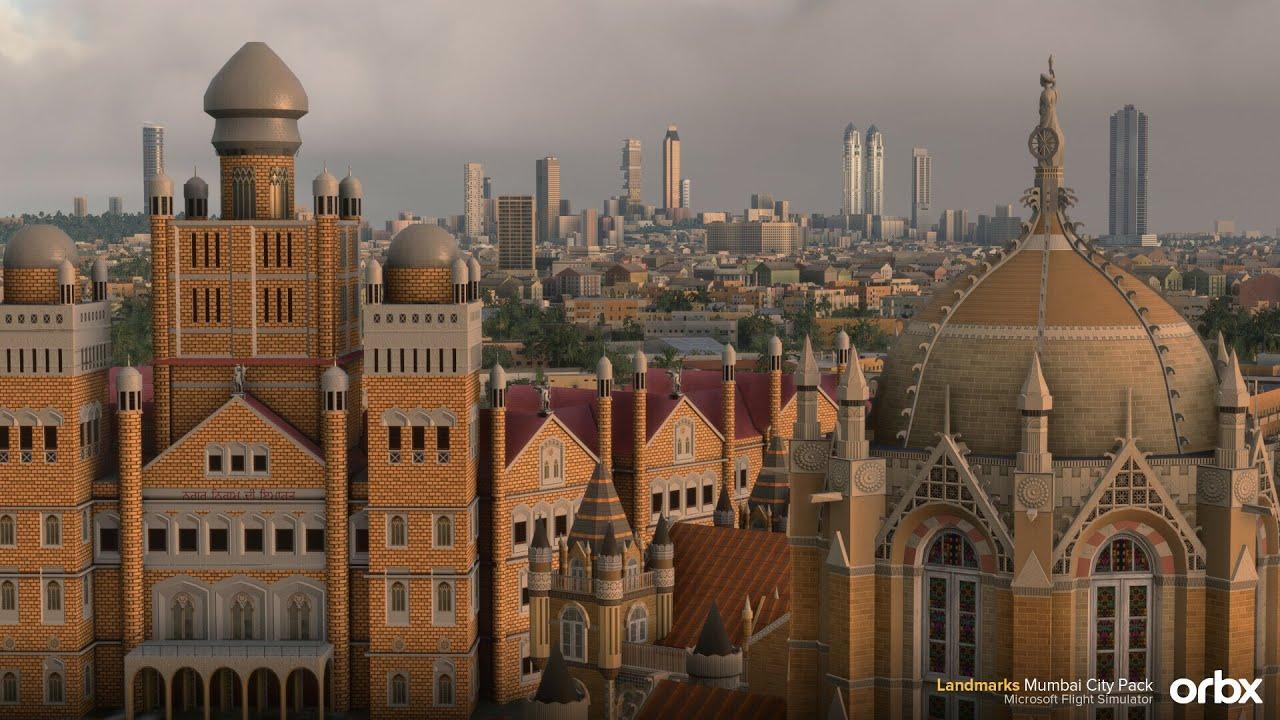 Microsoft Flight Simulator 2021 Mumbai ORBX City Pack ...