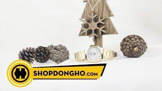 Review Đồng hồ   CASIO LTP-V300G-7AUDF   SHOPDONGHO.com