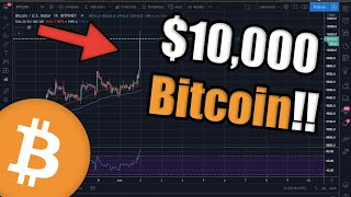 Bitcoin and Cryptocurrency Just Exploded Over $10k as Trump Makes MAJOR ANNOUNCEMENT for US in 2020