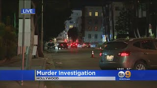 Man Arrested On Murder Charge Hours After Body Of Elderly Woman Found In Hollywood Apartment