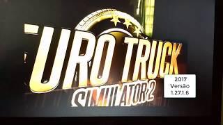 ATIVANDO  EURO TRUCK 2  VERSÃO 1.27.1.6