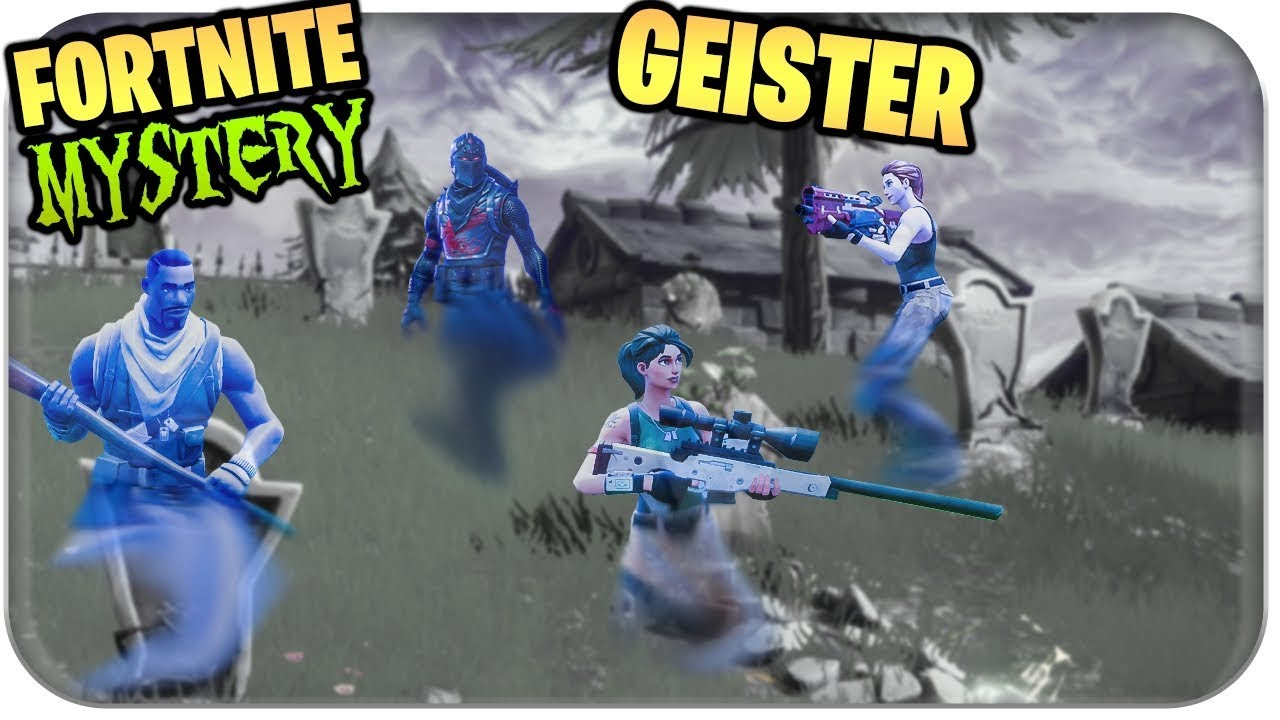 Geisterstadt Fortnite