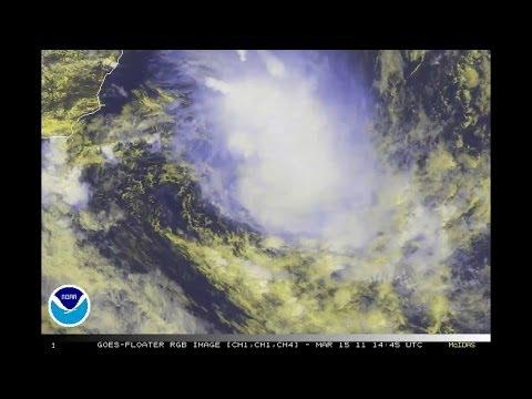Subtropical Storm Arani / 01Q (2011)