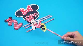 DIY Mickey room decor ideas!