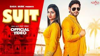 Vijay Varma - Suit | Raju Punjabi | Neetu Verma | Andy Dahiya | New Haryanvi Songs Haryanavi 2021
