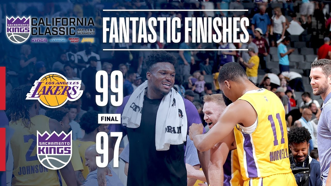 Bet $10, Win $100 on the Lakers to Score 1+ Point at FOX Bet |