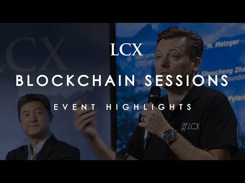 LCX Blockchain Sessions: Prof. Dr. Shoucheng Zhang