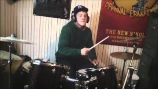 casey smith chris young aw naw drum cover