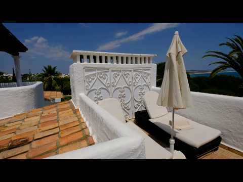 Tour of the Oasis Suite Premium Rooftop at the 5 star luxury resort Vila Vita Parc