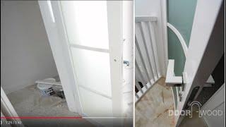 Установка Радиусных Межкомнатных Дверей DoorWooD  в Одессе. Двери Под Заказ Из Харькова В Одессу(, 2016-05-24T12:09:42.000Z)