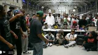 FINAL REAL UNDERGROUND VS CRIMINALS CREW - HIPHOP VS KRUMP VOL 2 - BY YZIS PROD WHIT HKEYFILMS