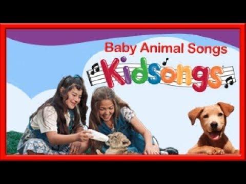 Kidsongs: Baby Animal Songs pt 3 | Top Children's Songs | Real Kids Videos | Kids music |PBS Kids