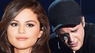 Selena Gomez Reacts To Justin Bieber Crying At MTV VMAs
