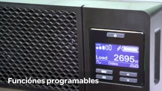 Resumen de Smart-UPS On-Line Next Generation - Modelos SRT 230V(Los nuevos modelos Smart-UPs On-line de APC by Schneider Electric, proporcionan proteccion de energia doble conversion para servidores, redes de ..., 2014-08-20T20:43:06.000Z)