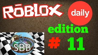 Roblox xbox one SSB super blockey ball ( daily edition # 11 ) got 1st place
