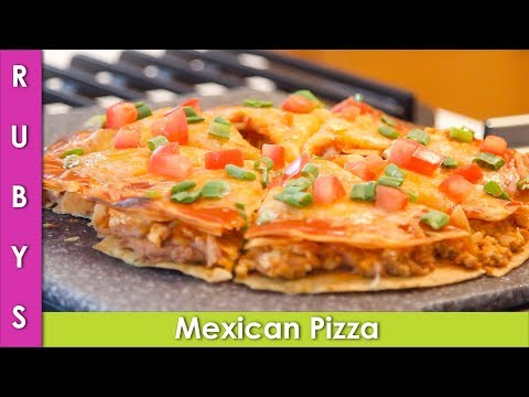 Mexican Pizza Recipe With Ground Chicken Taco Bell Copycat Recipe