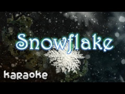 Gummy - Snowflake [karaoke]
