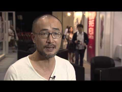 Spikes Asia 2012: Simon Hong, Executive Creative Director, Cheil Worldwide