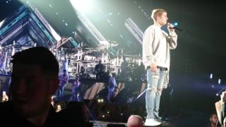 Justin Bieber - Where are you now (live @ dublin, Ireland)