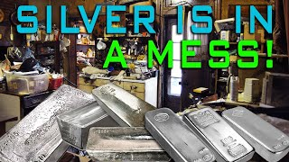 Silver Is In A Mess!