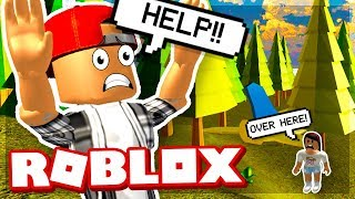 STRANDED WITH MY GIRLFRIEND - ROBLOX