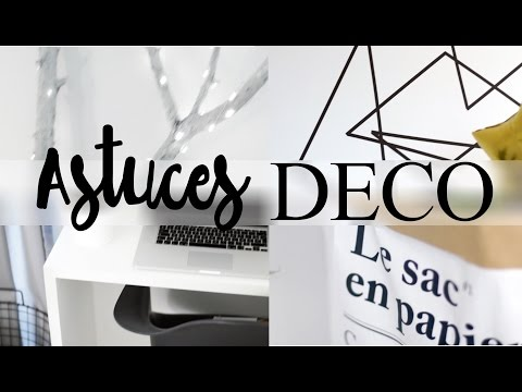 deco appartement astuces recup from youtube valkyrian. Black Bedroom Furniture Sets. Home Design Ideas