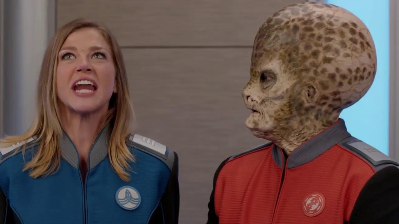 Download Star Trek Discovery Season 2 Tried to Imitate the Orville Season 1