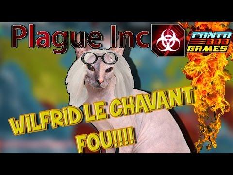 WILFRID, LE SEIGNEUR POUPET  !!! Plague Inc. -Ep.2- (avec Bob Lennon)