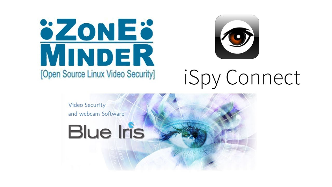 ZoneMinder vs iSpy vs Blue Iris | Setup | Comparison
