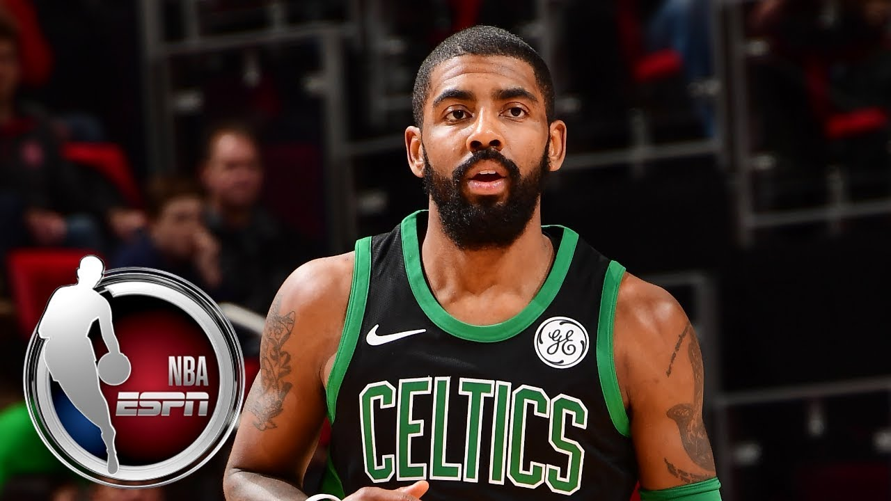 Kyrie Irving does not miss the mask and is impressed with Jayson Tatum after win vs. Pistons   ESPN