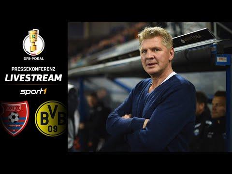 Pressekonferenz ReLIVE | DFB-Pokal | KFC Uerdingen 05 - Borussia Dortmund | SPORT1
