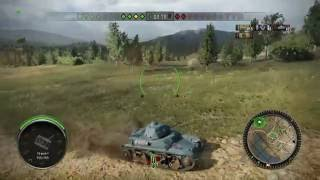 World of Tanks / The French Tank is best