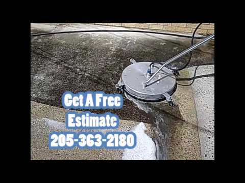 Pressure Washing in fort payne, Alabama