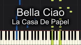 Baixar 😱OMG!! 😱 Best Version Yet! Bella Ciao Piano - La Casa De Papel! - Sheet Music Available!!