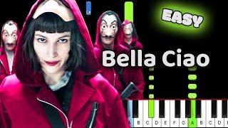 Best Version Yet! Bella Ciao Piano - La Casa De Papel!