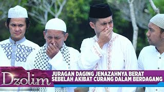 Download Video Menyedihkan!! Kuburan Saiful Keluar Air Dan Kotoran Sapi - Dzolim Part 5 (3/9) MP3 3GP MP4